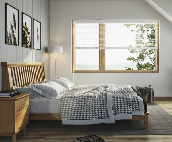 Nội thất phòng ngủ phong cách đơn giản