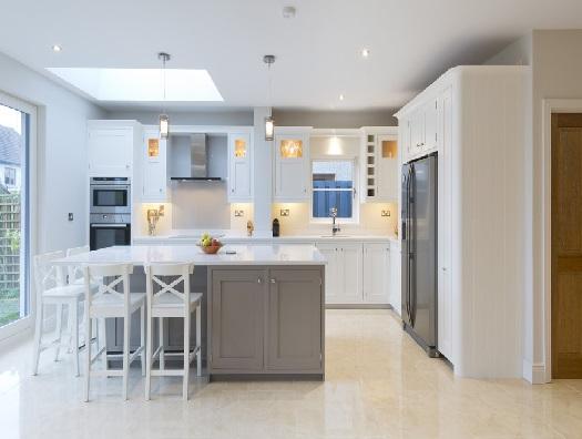 Chọn đèn LED phù hợp cho phòng bếp