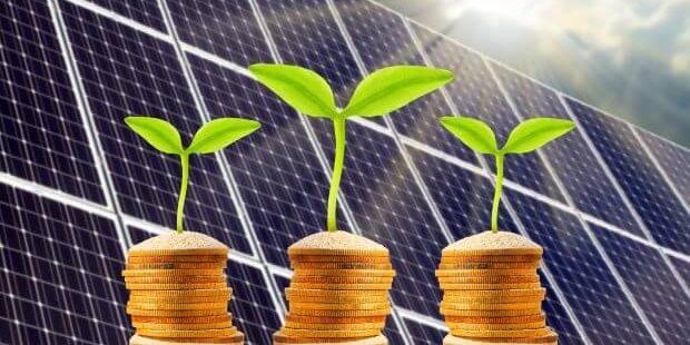 Pin mặt trời mang lại lợi ích kinh tế