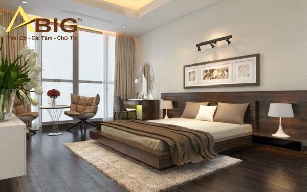 Trang bị nội thất bằng gỗ cho khách sạn đạt chuẩn 4 sao