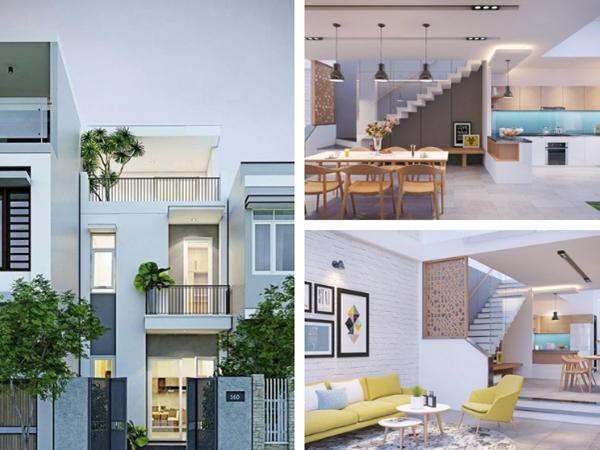 Top 10+ mẫu thiết kế nội thất nhà 3 tầng đẹp nhất với chi phí thấp