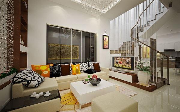 Thiết kế nội thất nhà 3 tầng theo phong cách cổ điển