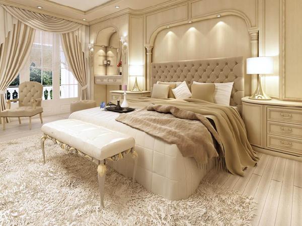 Phòng ngủ được nhiều người ưa chuộng