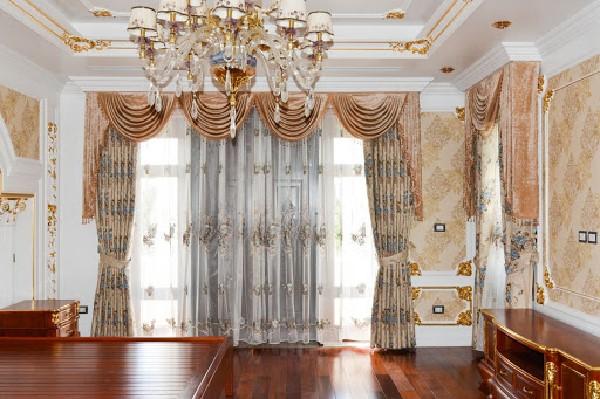 Rèm được sử dụng chất liệu cao cấp chống nắng